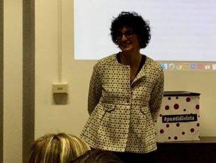 """Ilaria Caprioglio tra i protagonisti dell'edizione 2017 della """"Fiera del Bambino Naturale"""" a Cervia (RA)"""