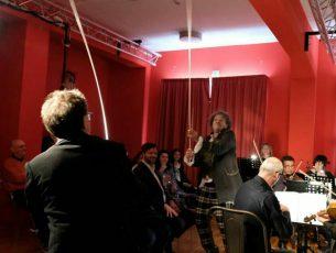 La Serva Padrona e Il Maestro di Cappella al Teatro Spazio Bruno di Albenga venerdì 20 ottobre
