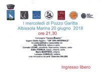 Un'ora infernale: la compagnia 'Canzon&teatro' ai mercoledì di Pozzo Garitta ad Albissola Marina