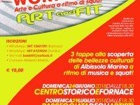 Street Work Out: tre giornate di Art & Fit in programma ad Albissola Marina nell'estate 2018