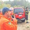 VIDEO | Due elicotteri per spegnere le fiamme  appiccate da un piromane nei boschi Cumiana