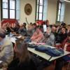Pinerolo,  i sindacalisti che seguono il settore alimentare partecipano al 7°congresso della Flai Cgil