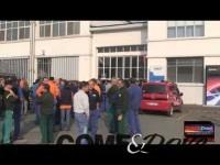 TG WEB | GIOVEDì: 20/02/2014  Sciopero all'Amtek contro i lincenziamenti