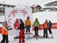 Sestriere: gran finale per i giochi invernali Special Olympics