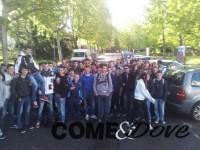 Protesta degli studenti dell'Itis di Pinerolo