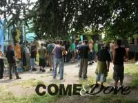 Villafranca 200 denunciati per il rave party