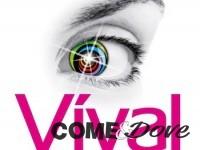 Domani apre Vival