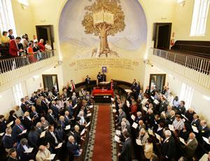 Il Sinodo si prepara al Cinquecentenario della Riforma protestante