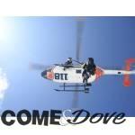 Roure:  grave cercatore di funghi, interviene l'elicottero del 118