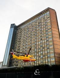 elicottero in arrivo al cto
