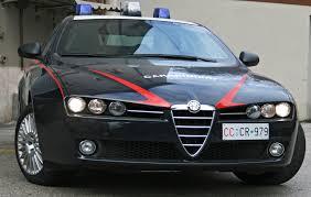 Presi dai carabinieri di Pinerolo  i ladri di ruote