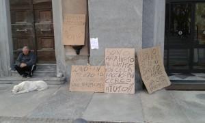 protesta casa