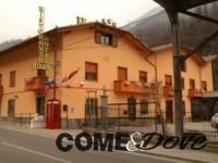 Roure, chiuso albergo dai carabinieri