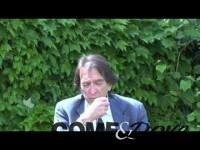 VIDEO | Marco Neirotti presenta il libro Stazione di sosta, cronaca di un cancro