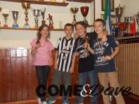 La scuola di Frossasco vince il torneo di scacchi