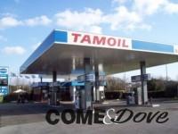 Vigone, rubato l'incasso del distributore Tamoil