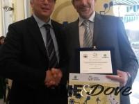 """Acea Pinerolese riceve il Premio """"Comuni Ricicloni 2015"""" di Legambiente"""