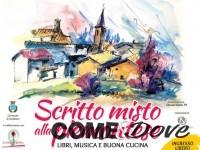 """Tiziano Fratus a """"Scritto misto alla piemontese"""""""