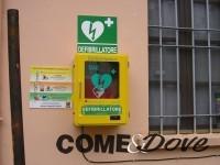 Roure primo comune che installa defibrillatore anche nelle borgate