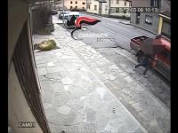 Furto: incastrati dalle telecamere di videosorveglianza