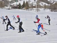 Duecento giornalisti si sfidano sulle piste da sci