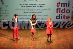 Pinerolo, grande successo per il #mifidodite