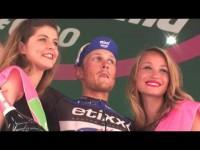 VIDEO   La festa del Giro d'Italia a Pinerolo