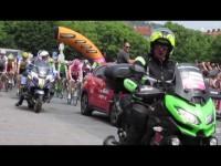 VIDEO   Il Giro riparte da Pinerolo
