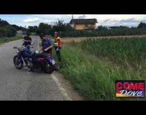 VIDEO | Incidente stradale ad Osasco