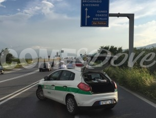 Incidente mortale a Pinerolo