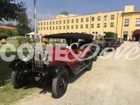 Villar Perosa, kermesse di auto storiche