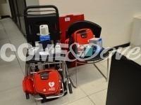 Nuovi defibrillatori per la Croce Verde di Cumiana