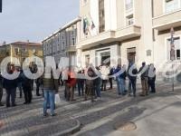 VIDEO | Pinerolo, operai della Pmt  in corteo