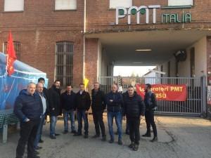 Sarà il presidente del Senato Pietro Grasso a portare al ministro Poletti la lettera dei lavoratori della Pmt