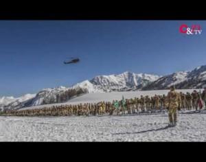VIDEO | Gli alpini si addestrano in Alta Val di Susa