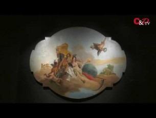 VIDEO   Tiepolo in mostra al castello di Miradolo