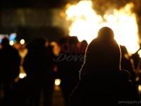 VIDEO   Festa dei Valdesi: il falò di Pinerolo