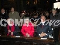 Cumiana: il presidente del Senato Pietro Grasso interviene alla commemorazione dell'eccidio di Cumiana