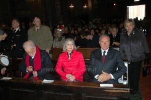 Cumiana: il presidente del Senato Pietro Grasso interviena alla commemorazione delle eccidio di Cumiana