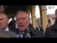 VIDEO   La giornata nel Pinerolese del Presidente del Senato Pietro Grasso