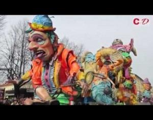 VIDEO | Le immagini del Carnevale di Pinerolo