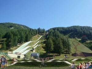 Pragelato punta ad un futuro sportivo e turistico senza i trampolini olimpici