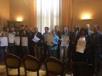 Polis: nuovi diplomati ieri a Pinerolo
