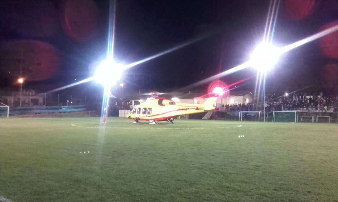 Elicottero Notte : Anche a roletto potrà atterrare di notte l elicottero del