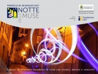 VIDEO | Pinerolo, tutto pronto per La Notte delle Muse
