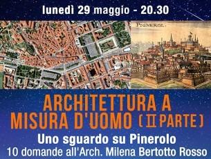 """Incontro """"Architettura a misura d'uomo. II parte"""""""