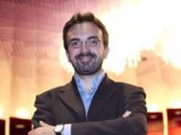 Claudio Fenoglio il direttore del Corelli