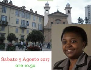 Sabato il Pd e i pinerolesi incontreranno Cécile Kyenge già ministra per l'Integrazione