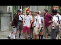 VIDEO | Flash mob in ricordo di Paolo Villaggio
