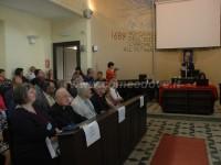 Il vescovo di Pinerolo fra gli ospiti al sinodo valdese di Torre Pellice